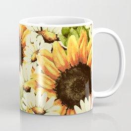 Summer Garden (Sunflower Sunshine) Coffee Mug