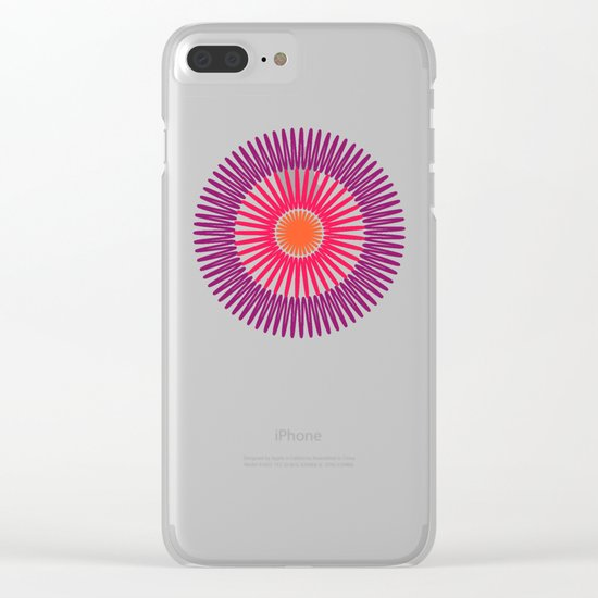 multisolar Clear iPhone Case