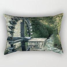 Ye olde mill Rectangular Pillow