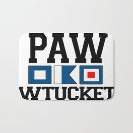 Pawtucket RI Bath Mat