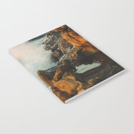 waves come crashing Notebook