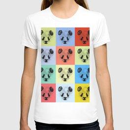 Panda Panda Panda T-shirt