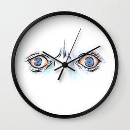 Horror Wall Clock