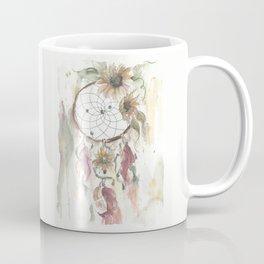 Dream catcher in earthy tones Coffee Mug