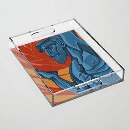 CHRONOS Acrylic Tray