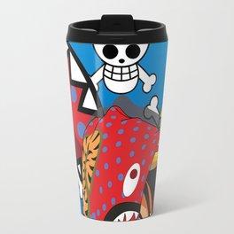 Bape one piece Travel Mug