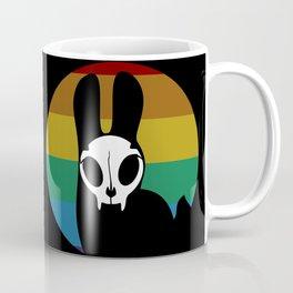 Skullbytes Rainbow Logo Coffee Mug
