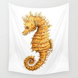 Sea horse, Horse of the seas, Seahorse beauty Wall Tapestry