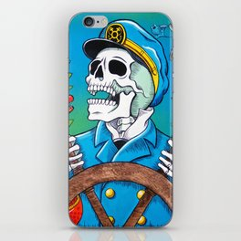 Down With the Ship iPhone Skin