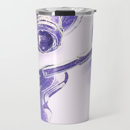 Purple Polish Travel Mug
