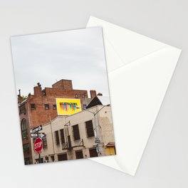 Meatpacking District Stationery Cards