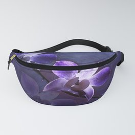 Orchids in the Moonlight Fanny Pack