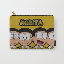 Nobita Moods Carry-All Pouch