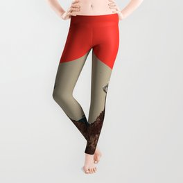 Because You told me to Believe Leggings