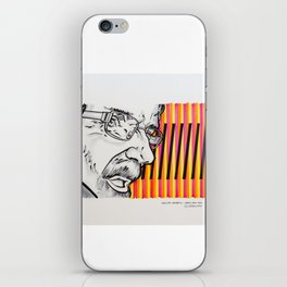 Cruz Diez by @latroconis iPhone Skin