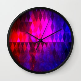 ORGASMIC VIBES Wall Clock