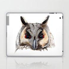 Long Eared Owl Laptop & iPad Skin