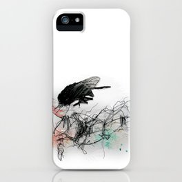 Fly Head iPhone Case