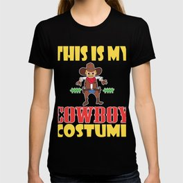 Cowboy fanatics and cowboy lovers, here is a western and creative tee for you! Claim your howdy now! T-shirt