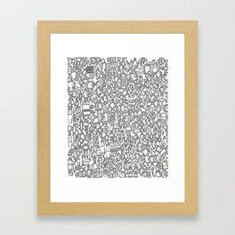 Find the Aquarium Framed Art Print