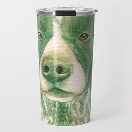 Pointer dog - Jola 02 Travel Mug