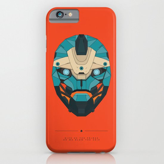 Cayde-6 iPhone & iPod Case