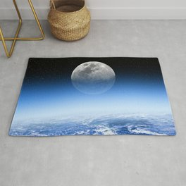 Full Moon #4 Rug
