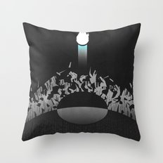Return Throw Pillow