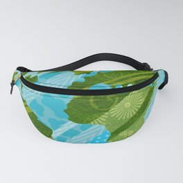 Earth Day Fanny Pack