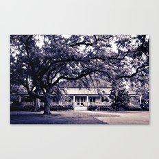 Audubon Clubhouse II Canvas Print
