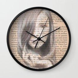 L'historie Wall Clock