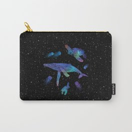 Space Sea Creatures Carry-All Pouch