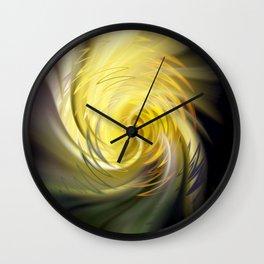 Merger Wall Clock