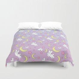 Bunny Pattern Duvet Cover