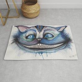 Cheshire Cat Grin - Alice in Wonderland Rug