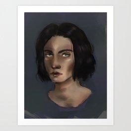 Baz-Carry On Art Print