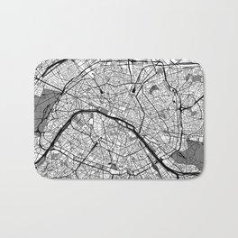 City of Paris Bath Mat