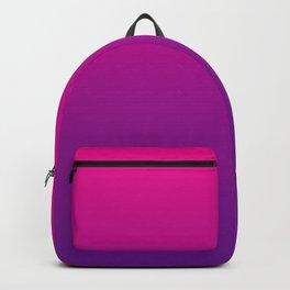 Neon Pink Purple Ultra Violet Pattern Backpack
