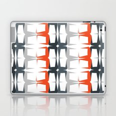 Orange Gradient Pattern Laptop & iPad Skin