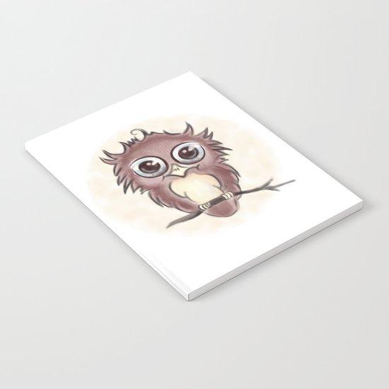 Big-eyed Notebook