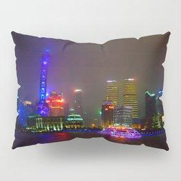 Shanghai 四 Pillow Sham