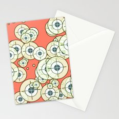 Target sights Stationery Cards