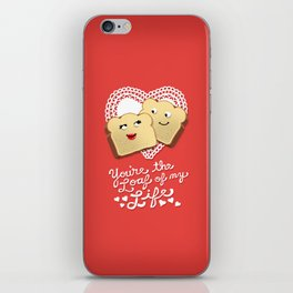 Loaf of My Life iPhone Skin