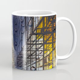 Rain in a City Coffee Mug