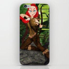 Wildling Princess iPhone Skin