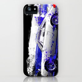 PORSCHE Carrera RS 1972 iPhone Case