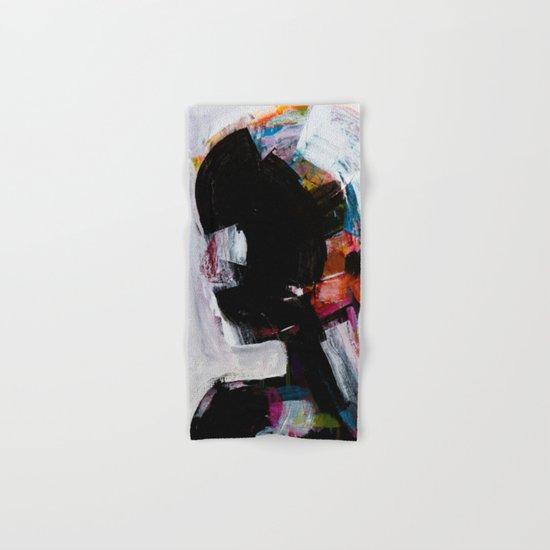 painting 01 Hand & Bath Towel