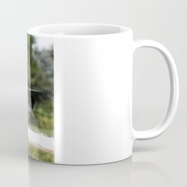 Walking The Line Coffee Mug