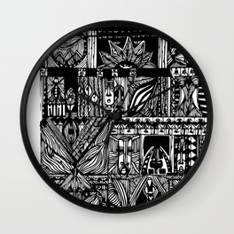WINDOWS Wall Clock