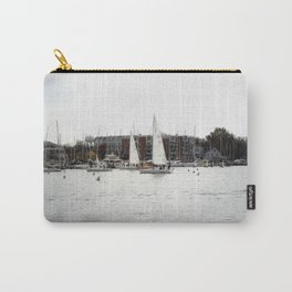 The Harbor, Annapolis - View II Carry-All Pouch